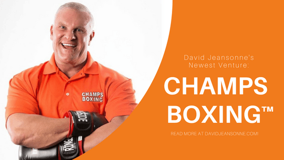 Champs Boxing | David Jeansonne