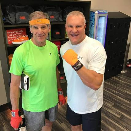 David Jeansonne and CHAMPS BOXING™️