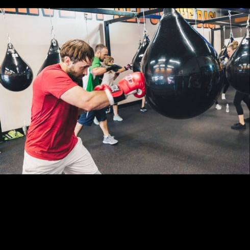 Champs Boxing David Jeansonne August 17