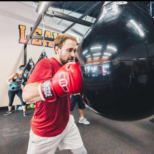 Champs Boxing David Jeansonne August 28
